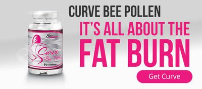 Curve Bee Pollen Fat Burn