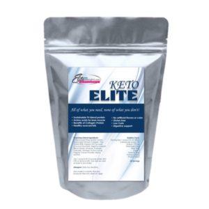 Keto Elite Tri Protein Blend