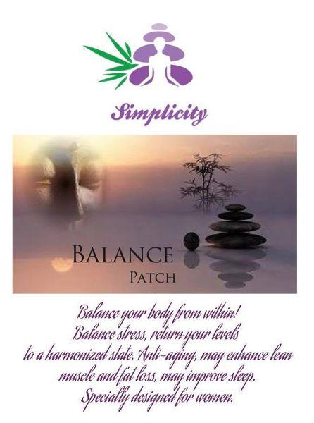 SIMPLICITY BALANCE PATCH