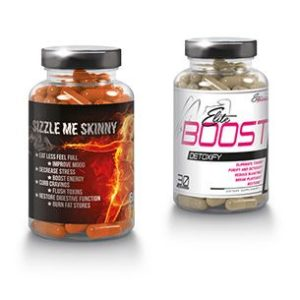 SIZZLE ME SKINNY AND ELITE BOOST