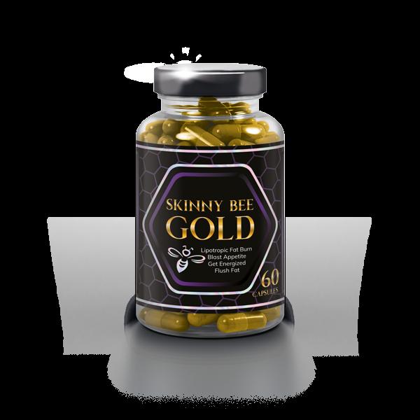 SKINNY BEE GOLD BEE POLLEN