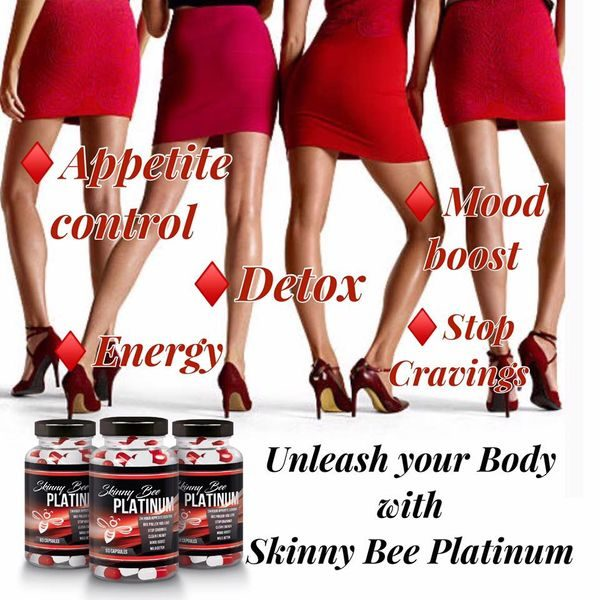 SKINNY BEE PLATINUM AND BOOST DETOX