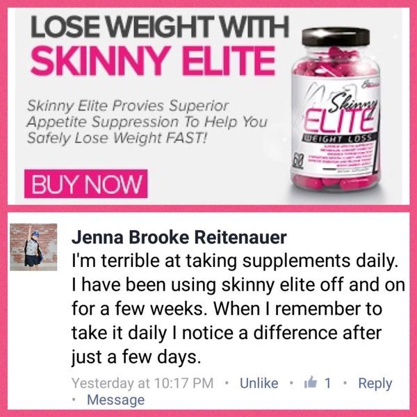 SKINNY ELITE WEIGHT LOSS 1