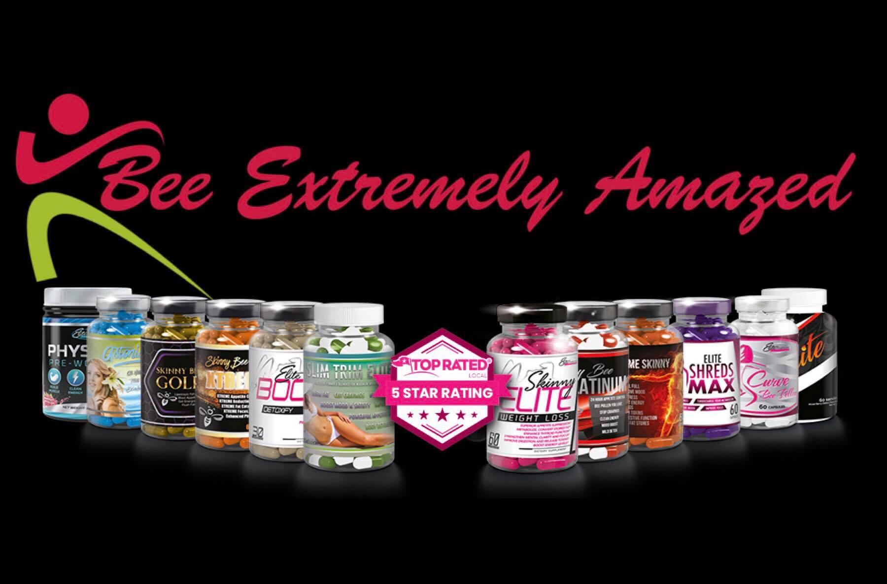 BEE EXTREMELY AMAZED ELITE WEIGHT LOSS TOP RATED SUPPLEMENTS FOR WEIGHT LOSS